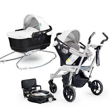 Orbit Baby Stroller Travel System G2 With Bassinet Cradle Black Slate