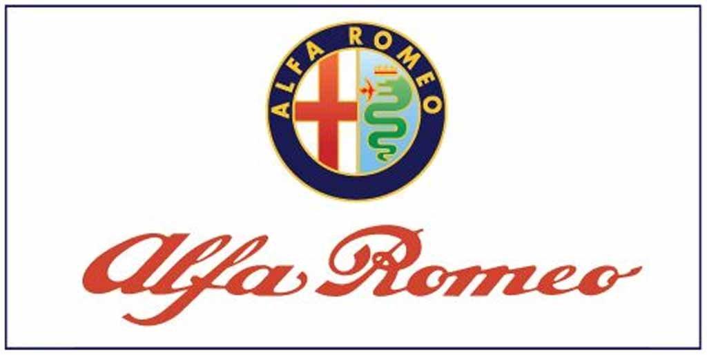 BANDERA ALFA ROMEO 150cm x 75cm Giulietta 2000 4C Mito 147 155 166
