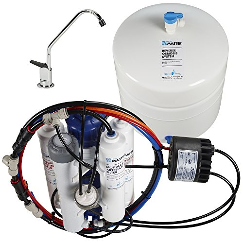 - Home Master TMHP HydroPerfection Undersink Reverse Osmosis Water Filter System