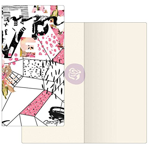 Prima Marketing Prima Journal Traveler's Notebook Refill-Mosaic