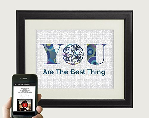 You Are The Best Thing Ray LaMontagne Inspired Song Art, Wedding Anniversary Gift for Him, Valentines Gift For Husband, 10x8 Print Only