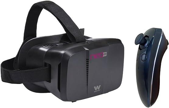 Woxter Neo VR1 - Kit Gafas de Realidad Virtual 3D para ...