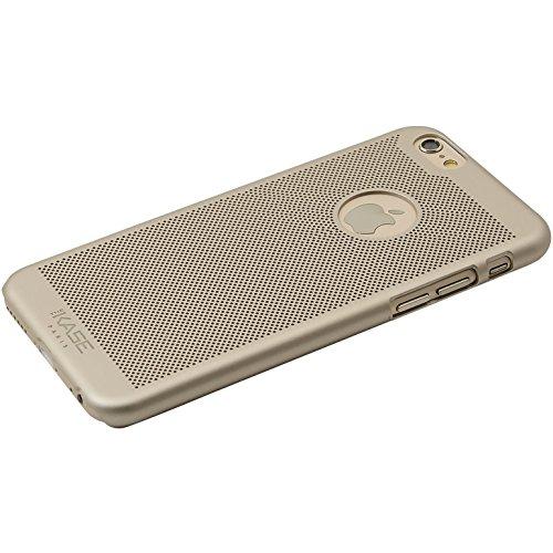 The Kase 31840767–Carcasa Mesh para iPhone 6Plus/6S Plus dorado
