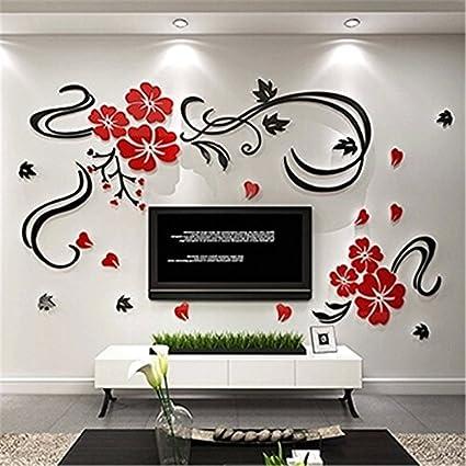 Siddharaj Digital 5 Feet X 4 Feet Acrylic 3d Wall Design Wall Decor