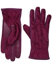Isotoner Women's Smartouch Teddy Stretch Fleece Glove