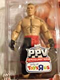 WWE Best of Pay-Per-View Extreme Rules 2012 Exclusive Action Figure Brock Lesnar (Build Theodore Long)