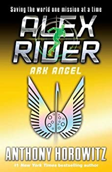 Ark Angel 1406360244 Book Cover