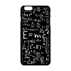 Black White Math Hot Seller Stylish Hard Case For Iphone 6 Plus
