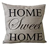 Decorative Pillow Cover - Pillow Cover,Haoricu Sofa Bed Home