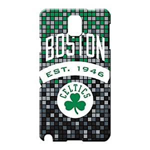 samsung note 3 case Hot Style New Snap-on case cover mobile phone carrying skins boston celtics nba basketball