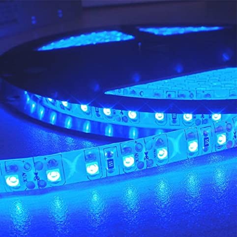 164ft 5m blue waterproof flexible led strip lights 3528 smd 164ft 5m blue waterproof flexible led strip lights 3528 smd 600leds mozeypictures Gallery