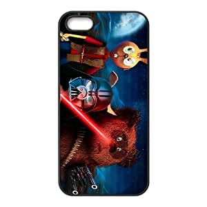 JCCFAN Star Wars 2 Phone Case For iPhone 5,5S