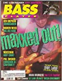 bass player magazine march 1993 maxxed out soundgarden rollins band private lesson with dave larue soloing secrets