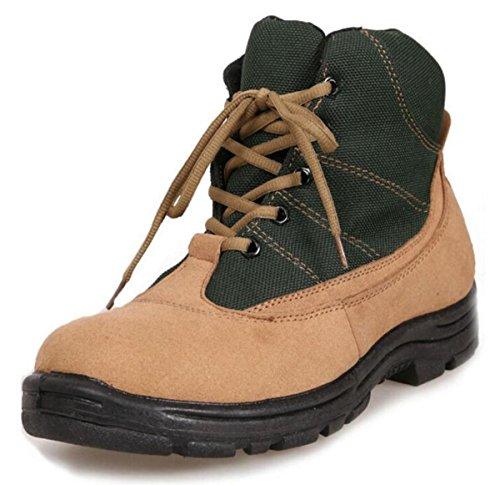 New Keep Warm High-Help-Schuhe Couples Snow Boots Größe 38-44