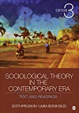 Sociological Theory in the Contemporary Era 3rd Edition