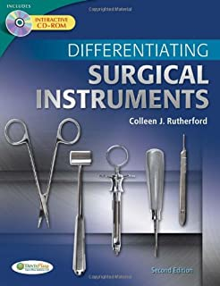 photograph about Surgical Instrument Flashcards Printable called Flashcards for Differentiating Surgical Applications: Total