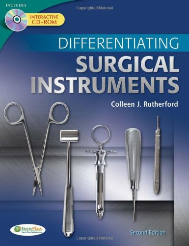 Differentiating Surgical Instruments by Brand: F A Davis