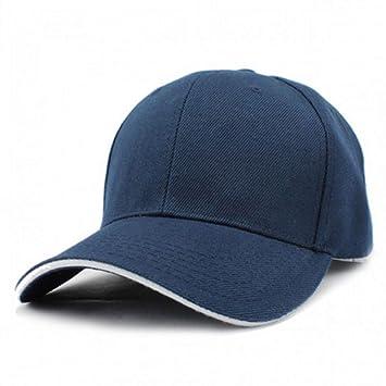 CQLKLI Casuales Hombres Gorra De Béisbol Sombreros para Hombres ...