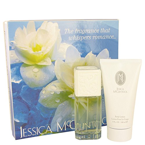 Jessicå McClintöck Gift Set - 3.4 oz Eau De Parfum Spray + 5 oz Body ()