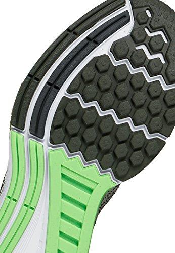 Nike Air Zoom Structure 19 Sz 12 Menns Joggesko Hvite Nye I Eske