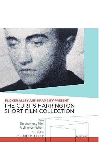 The Curtis Harrington Short Film Collection [Blu-ray]