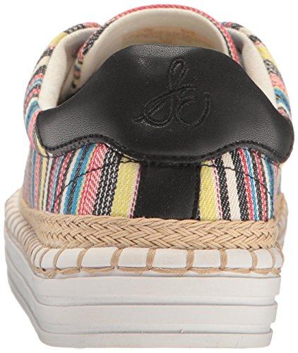 Edelman Multi black Shoe Kavi Sam Ivory wHdAZwq