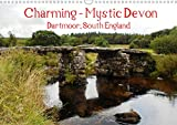 Charming - Mystic Devon Dartmoor, South England 2020: Dartmoor is a hilly moorland in south Devon, England. Protected by National Park status, it covers 954 square kilometers. (Calvendo Nature)
