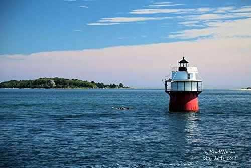 hy- Bug Light, lighting the way in Plymouth Harbor (Plymouth Lighting)