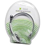 Headphone with Microphone for Microsoft XBOX 360 Review