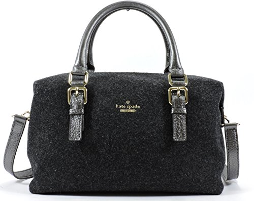 Kate Spade New York Cobble Hill Flannel Emmy Convertible Satchel