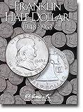 Franklin Half Dollar Folder 1948-1963