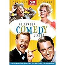 Hollywood Comedy Legends - 50 Movie Pack: The Steagle - The Over-The-Hill Gang - Rescue from Gilligan's Island - Love Laughs at Andy Hardy - His Girl Friday - Alice's Adventures in Wonderland - My Man Godfrey - Beat the Devil + 42 more! (2011)