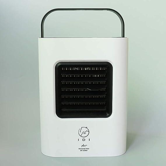 RongDuosi Microventilator voor op het bureau, luchtgekoeld