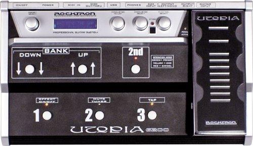 Price comparison product image Rocktron Utopia G200 Guitar Multi Effects Pedal