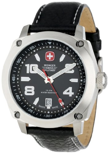 Wenger-Outback-Black-White-Dial-Black-Leather