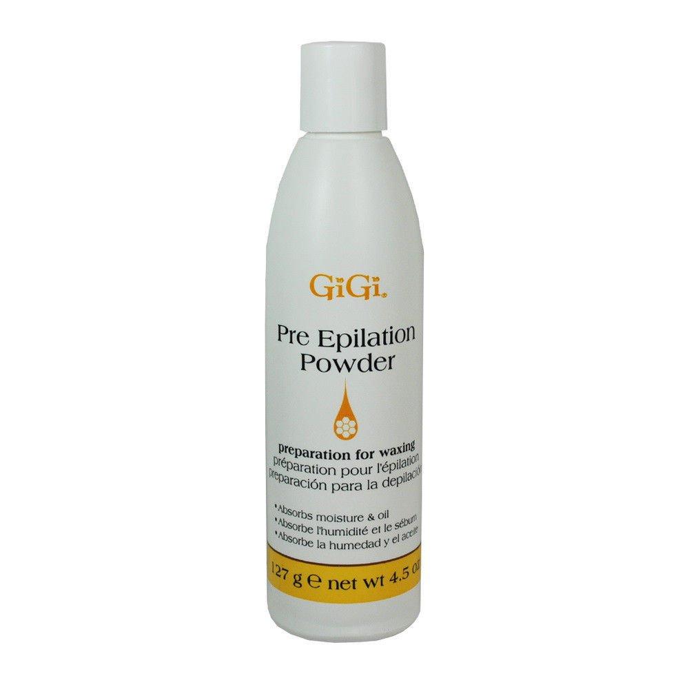GiGi Pre Epilation Powder 4.5 oz by GiGi