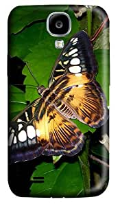 Big Butterfly Polycarbonate Hard Back Case Cover for Samsung Galaxy S4 SIV I9500