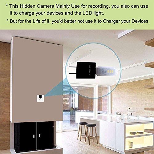 Hidden Camera By Lazle Spy Nanny Recording System With