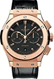 Hublot Classic Fusion 18ct Rose Gold 42mm Mens Watch 541.OX.1180.LR