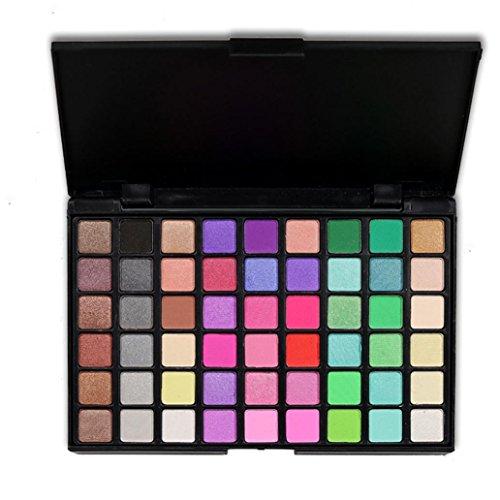 DMZing POPFEEL 54 Colors Eyeshadow Palette Ultra Pigmented M