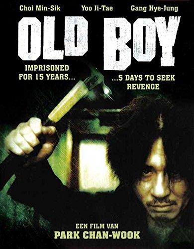 Oldboy Notice Movie French 11x14 Min-sik Choi Ji-tae Yu Dae-han Ji Dal-su Oh