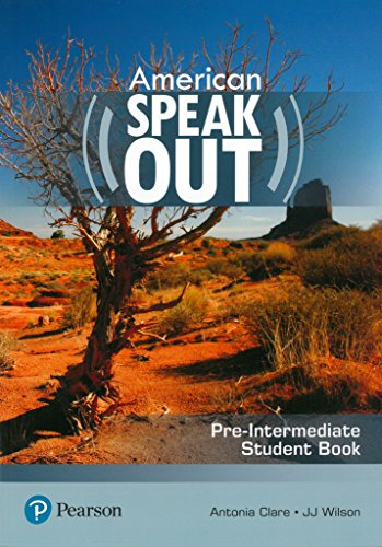 American Speakout, Pre-Intermediate, Student Book with DVD/ROM and MP3 Audio CD