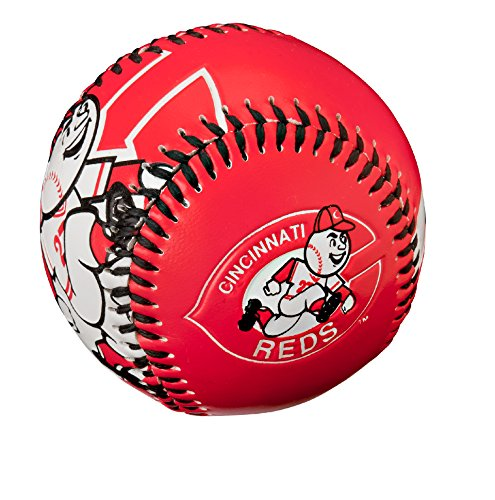 MLB Cincinnati Reds Retro Baseball, Red