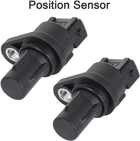 ZENITHIKE CPS Camshaft Position Sensor Fit for 12774989 2006-2008 Dodge Attitude 2006-2011 Hyundai Accent 2006-2011 Kia Rio 2006-2011 Kia Rio5 2pcs