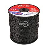 Rotary Item 12175, Trimmer Line .095 Md Spool Black Vortex Line