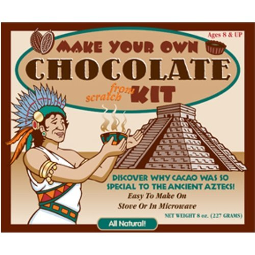 Make Your Own Chocolate Kit Verve inc. 20205