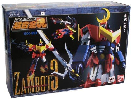Bandai Tamashii Nations GX-23 Zambot 3 - Soul of Chogokin