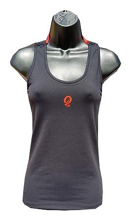 El Gusanillo - Camiseta de pádel o Tenis Win Negra-Roja (L ...