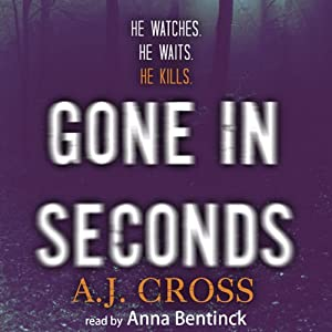 Gone in Seconds Audiobook