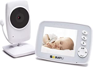 Amazon Giveaway Baby Monitor-3.2 Inch Video Baby Monitor...